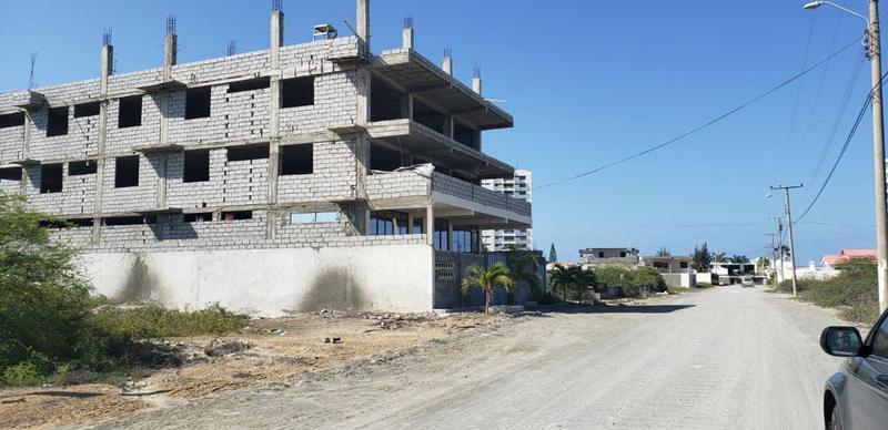 Foto Edificio Comercial en Venta en  Salinas,  Salinas Victoria  Edificio semiconstruido a tres cuadras de la playa $385.000