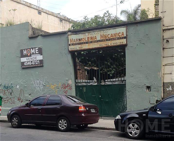 Foto Terreno en Venta en  San Telmo ,  Capital Federal  San Telmo