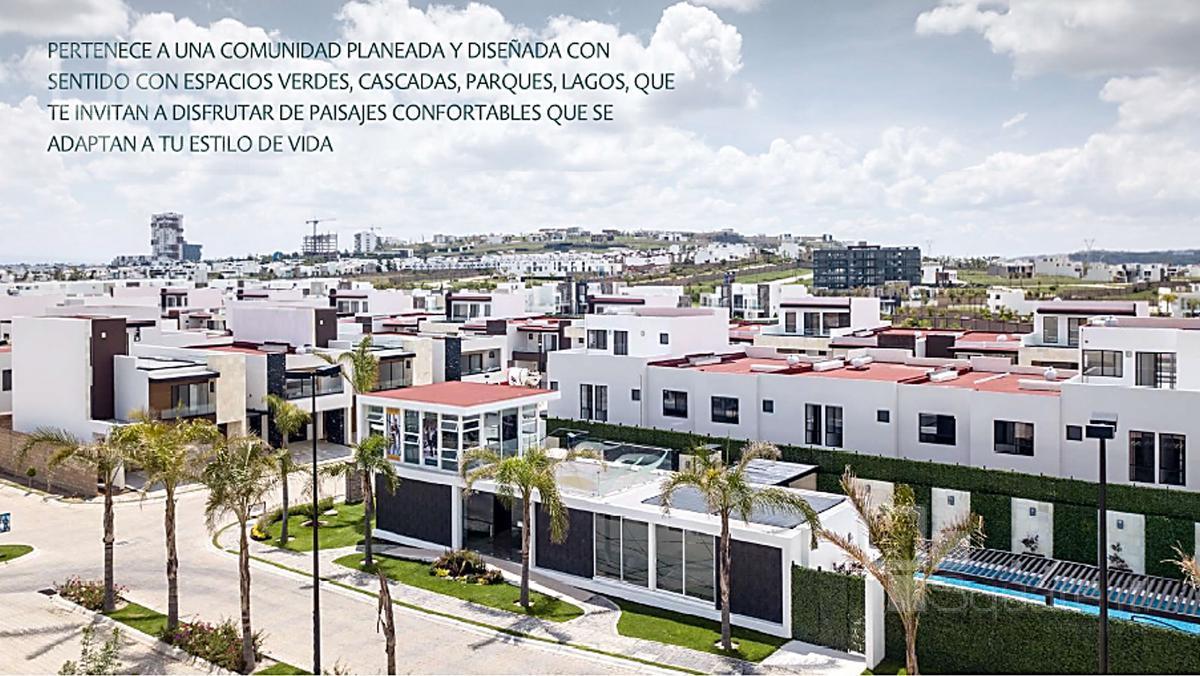 Foto Casa en Venta en  Fraccionamiento Lomas de  Angelópolis,  San Andrés Cholula  Pre-venta Casa Nueva en Altaria Residencial, Cascatta II