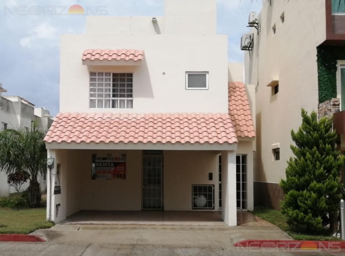 Foto Casa en Venta | Renta en  Fraccionamiento Villas Náutico,  Altamira          Casa en Renta en Altamira, Fracc. Villas Náutico