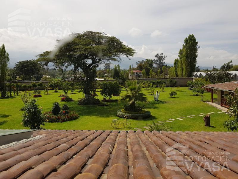 Foto Quinta en Venta en  Yaruqui,  Quito  YARUQUI, QUINTA DE VENTA  5000 m2 DE TERRENO Y 220 m2 DE CONSTRUCCIÓN