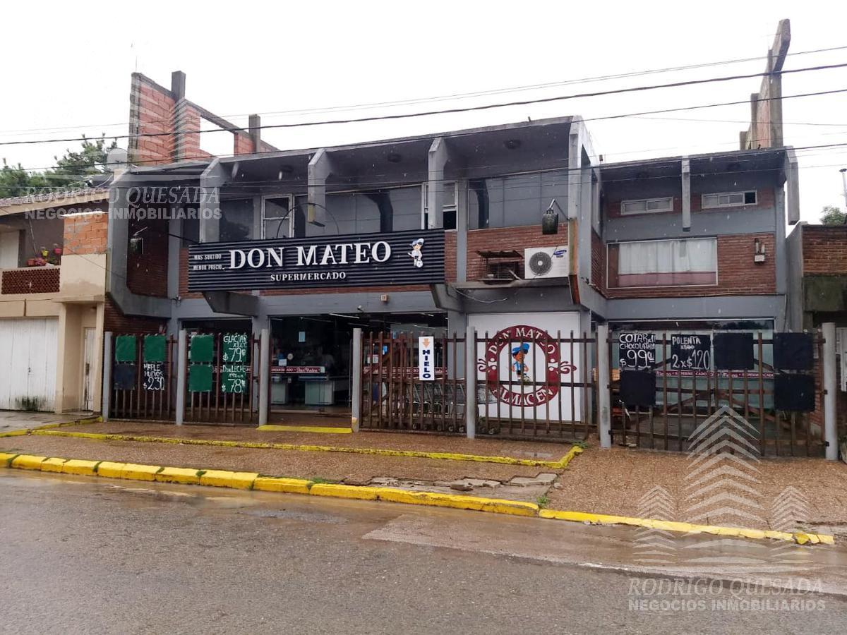 Foto Terreno en Venta en  San Bernardo Del Tuyu ,  Costa Atlantica  Excelente lote con entrada por dos calles