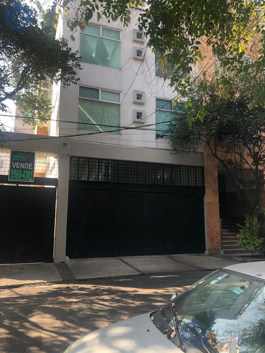 Foto Departamento en Venta en  San Pedro de los Pinos,  Benito Juárez  Calle 25 No 68 Depto 302