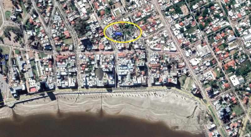 """Foto Cochera en Venta en  Centro,  Piriápolis  Garaje Edificio """"Parque"""" 014 Sanabria entre Tucumán y Ayacucho"""