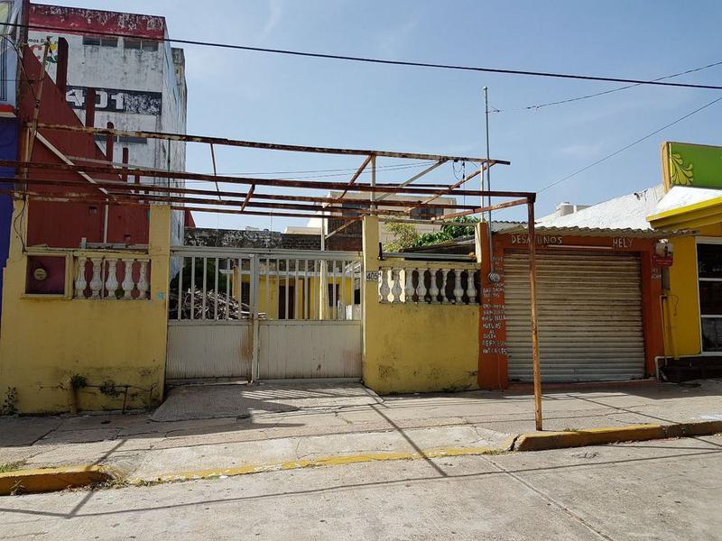Foto Terreno en Venta en  Coatzacoalcos Centro,  Coatzacoalcos  Revolucion No. 405, Colonia Centro Coatzacoalcos, Veracruz