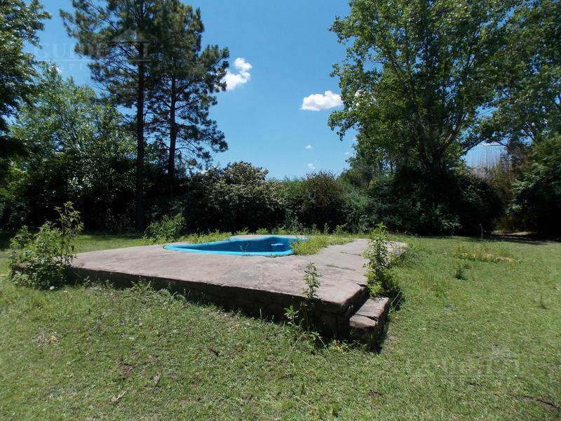 Foto Campo en Venta en  Villa Rosa,  Pilar  Canel y Nobel s/n