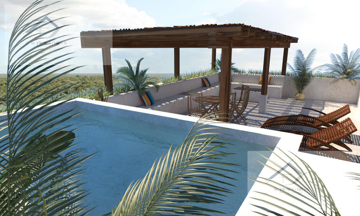 Foto Departamento en Venta en  Tulum ,  Quintana Roo  K'a'am Tulum Departamentos