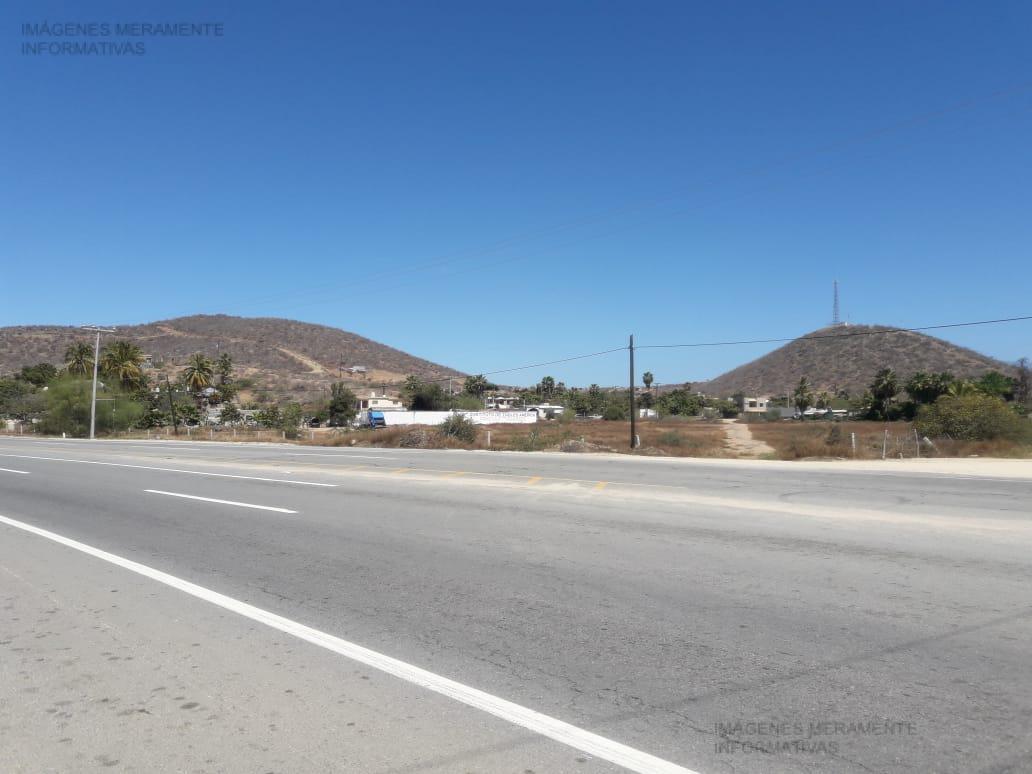 Foto Terreno en Venta en  Pescadero,  La Paz  TERRENO PESCADERO