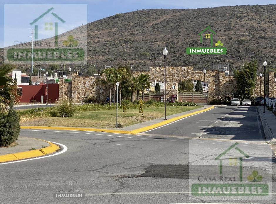 Foto Terreno en Venta en  La Hacienda,  Pachuca  Terreno en Venta Fracc. Jardines de la Hacienda