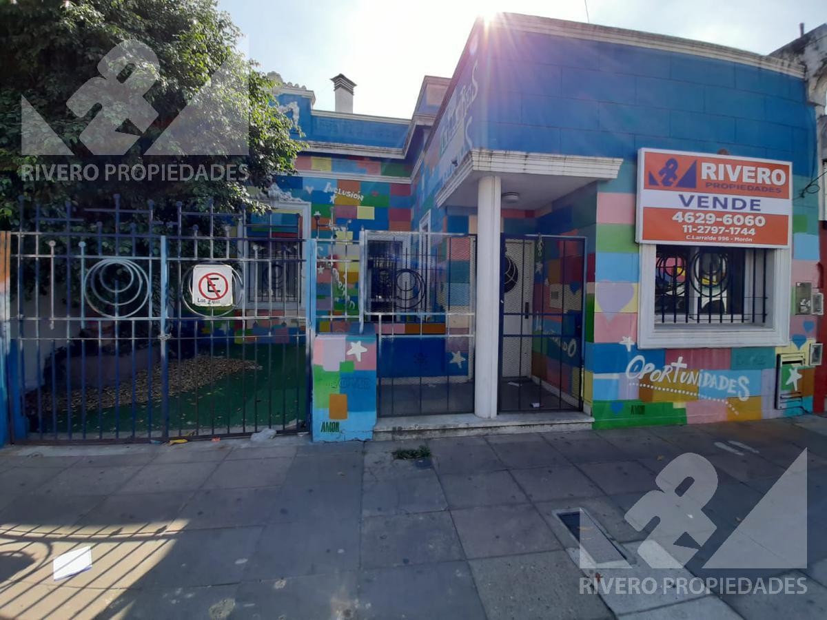 Foto Casa en Alquiler en  Moron Norte,  Moron  LARRALDE al 900