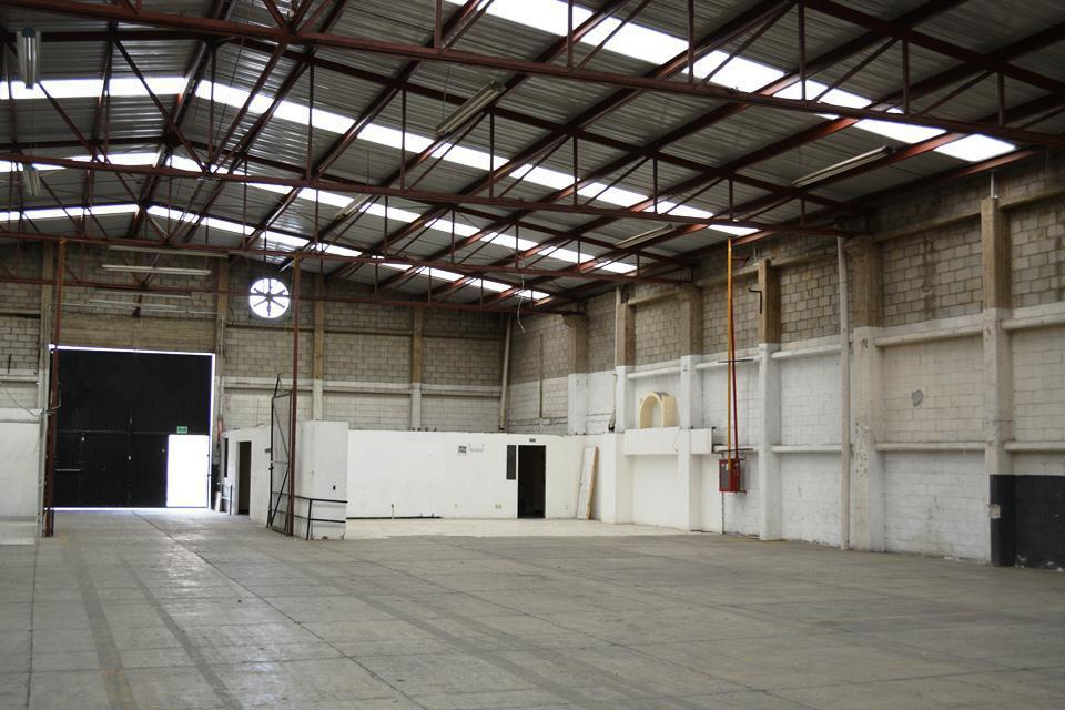 Foto Bodega Industrial en Renta en  Cartagena,  Tultitlán  Parque Industrial Cartagena, Bodega en renta (DM)
