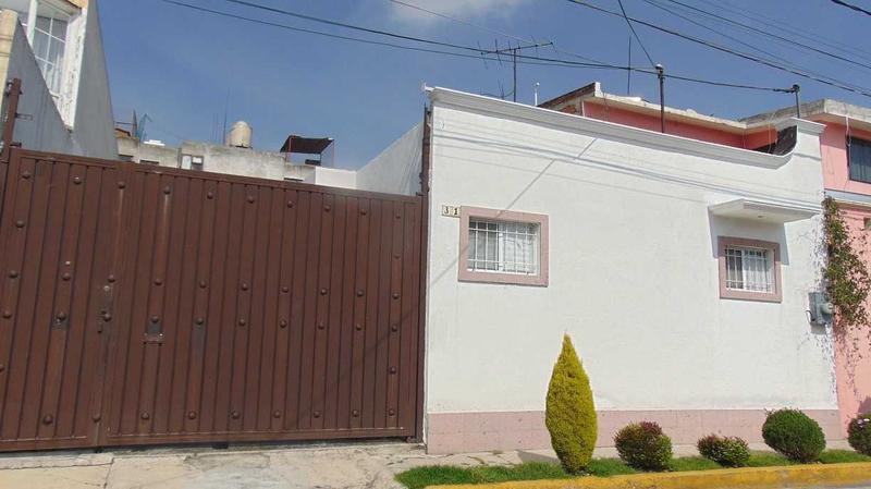 Foto Casa en Venta    en  Espíritu Santo,  Metepec  CASA EN VENTA COL. ESPIRITU SANTO METEPEC