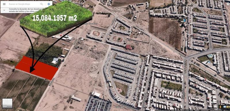 Foto Terreno en Venta en  Salvacar de Juárez,  Juárez  Salvacar de Juárez