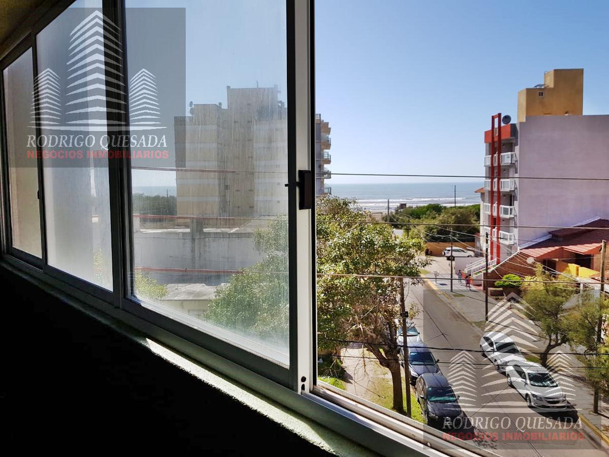 Foto Departamento en Venta en  San Bernardo Del Tuyu ,  Costa Atlantica  2 ambientes - VISTA AL MAR !!!