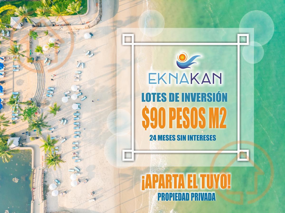 Foto Terreno en Venta en  Hunucmá ,  Yucatán  EK NAKAN