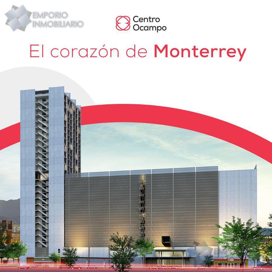 Foto Departamento en Venta en  Centro,  Monterrey  Departamento Venta Centro Ocampo Desde $2,500,000 Bealob EMO1