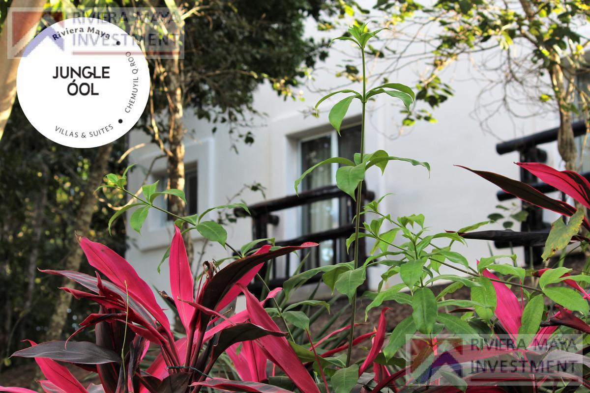 Foto Departamento en Venta en  Ciudad Chemuyil,  Tulum  Hotel en venta en Tulum (Jungle Óol Riviera Maya - Villas & Suites)