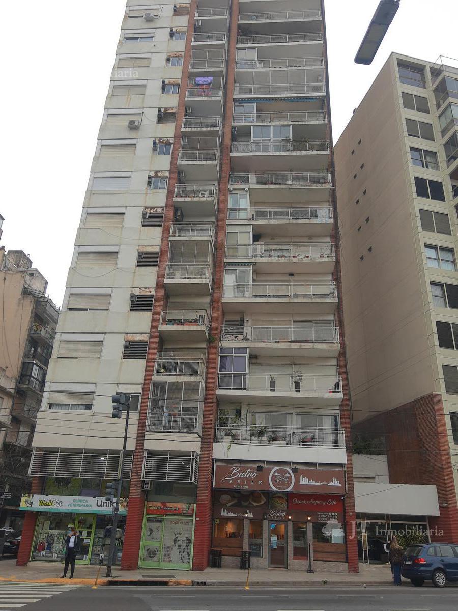 Foto Departamento en Alquiler en  Barrio Norte ,  Capital Federal  Córdoba 2810 15º D