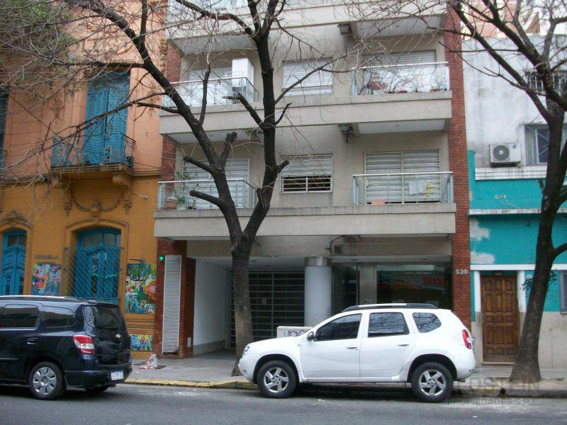 Foto Departamento en Alquiler en  Villa Crespo ,  Capital Federal  SERRANO al 500