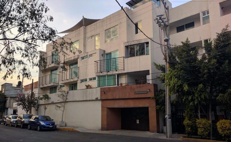 Foto Departamento en Venta en  Peña Pobre,  Tlalpan  Departamento en Venta, Pent House, calle Independencia,  Tlalpan.