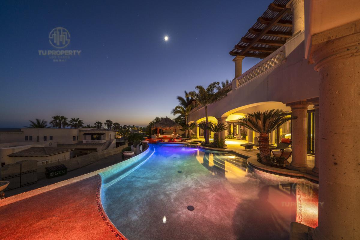 Foto Casa en Venta en  Las Lagunas,  Los Cabos  Lote 18 Via Cresta Del Mar, Villa Sand Castle