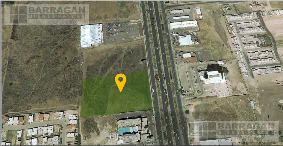 Foto Terreno en Renta en  El Salitre,  Querétaro  Terreno con Uso de suelo mixto en Renta Paseo de la República