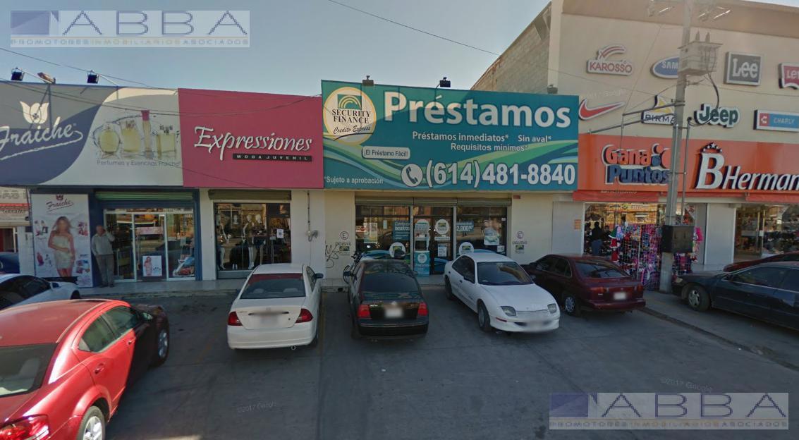 Foto Local en Renta en  Alamedas,  Chihuahua  LOCAL COMERCIAL EN RENTA EN AV. DOSTOIEVSKI