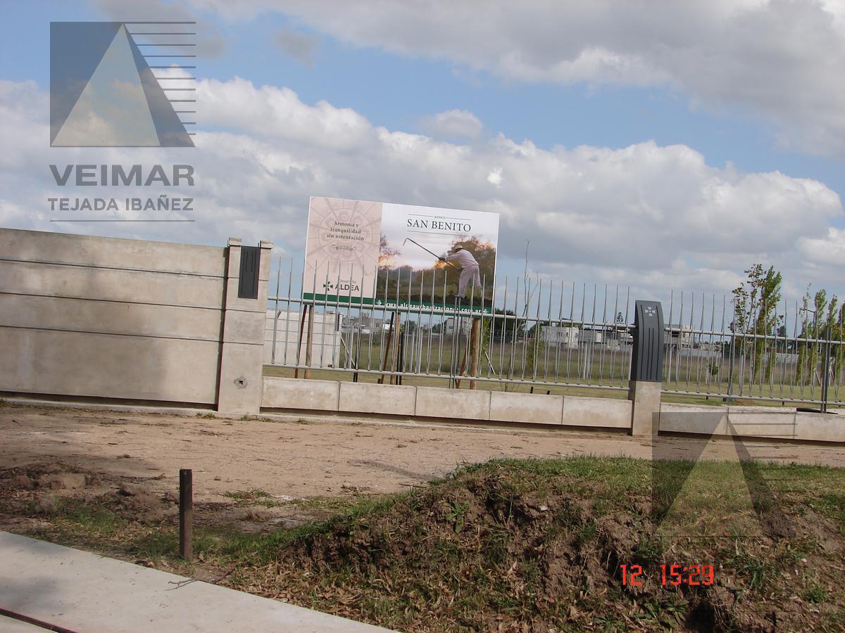 Foto Terreno en Venta en  Manuel B Gonnet,  La Plata  31 E- 479 Y 480.- BARRIO PRIVADO ALDEA SAN BENITO.-
