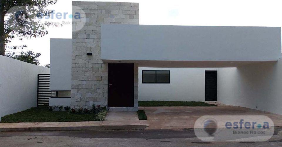 Foto Casa en Venta en  Conkal ,  Yucatán  Casa de una planta en Preventa Ebano