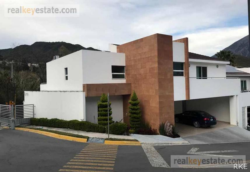 Foto Casa en Venta en  Aurea Residencial,  Monterrey  CASA EN VENTA EN AUREA RESIDENCIAL EN CARRETERA NACIONAL, MONTERREY