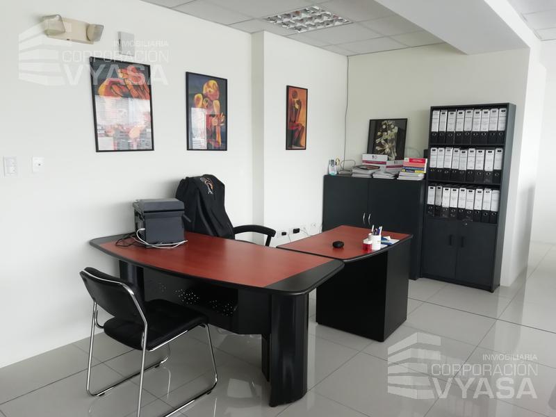 Foto Oficina en Venta en  La Carolina,  Quito  LA CAROLINA - OFICINA DE VENTA DE 53 m2
