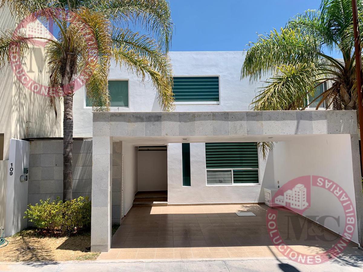 Foto Casa en Renta en  Condominio La Punta Campestre,  Aguascalientes  RENTA CASA POR EUGENIO GARZA SADA