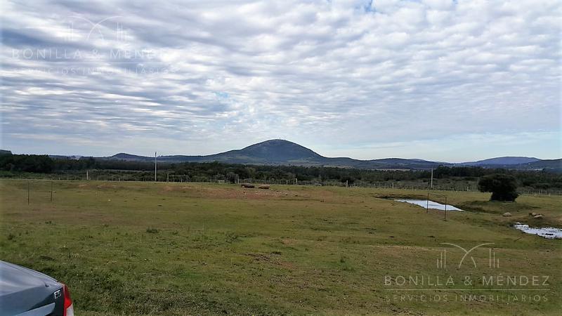 Foto Campo en Venta en  Las Flores ,  Maldonado   Campo con vistas en Estación Las Flores