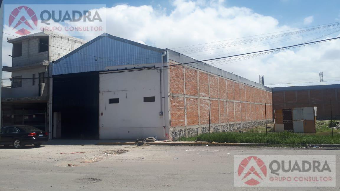 Foto Bodega Industrial en Renta en  Fraccionamiento Ex-Hacienda Mayorazgo,  Puebla  Bodega Industrial en Renta Boulevard las Torres y 2 Sur Puebla