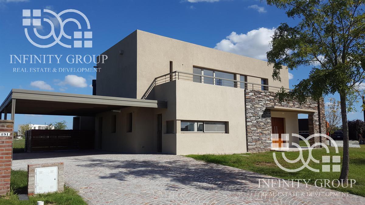 Foto Casa en Venta en  El Canton,  Countries/B.Cerrado (Escobar)  El Canton, Barrio Islas - Lote al 400