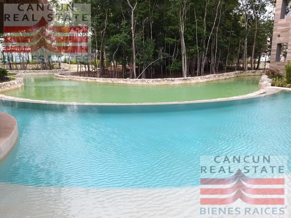 Foto Departamento en Renta en  Bosque de Cristo Rey,  Solidaridad  Lagunas de Mayakoba