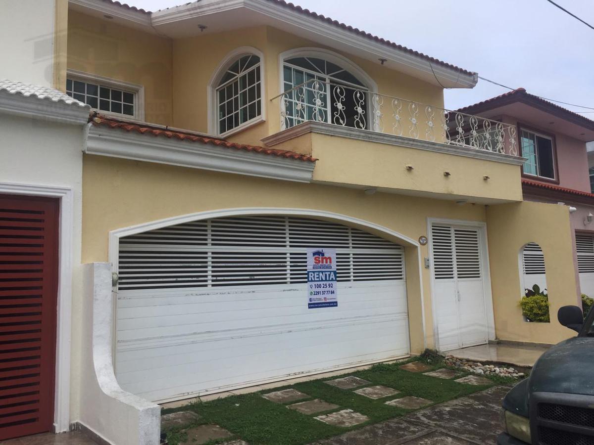 Foto Casa en Renta en  Fraccionamiento Costa de Oro,  Boca del Río  CASA EN RENTA COSTA DE ORO CHERNA