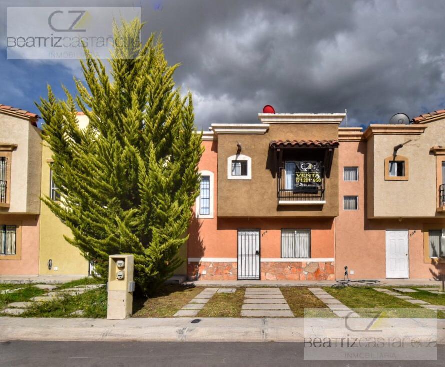 Foto Casa en Venta en  Fraccionamiento Real Toledo,  Pachuca  CASA PRIVADA AL SUR DE PACHUCA