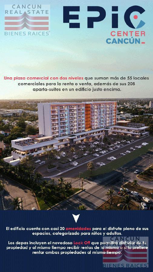 Foto Departamento en Venta en  Campestre,  Cancún  Luis Donaldo Colosio