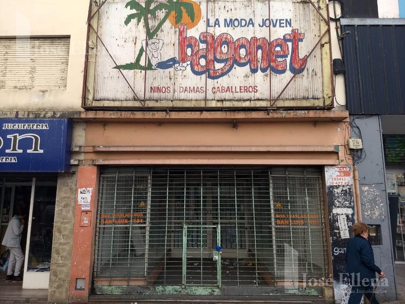 Foto Local en Alquiler en  Centro,  Rosario  San Luis 1000