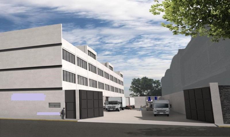 Foto Bodega Industrial en Renta en  Las Américas,  Alvaro Obregón  SKG Renta bodegas en Observatorio , Bondojito desde 500 m2