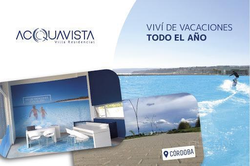 Foto Terreno en Venta en  Acquavista,  Malagueño  ACQUAVISTA - LOTE 525 M2 - EXC. OPORTUNIDAD!!!