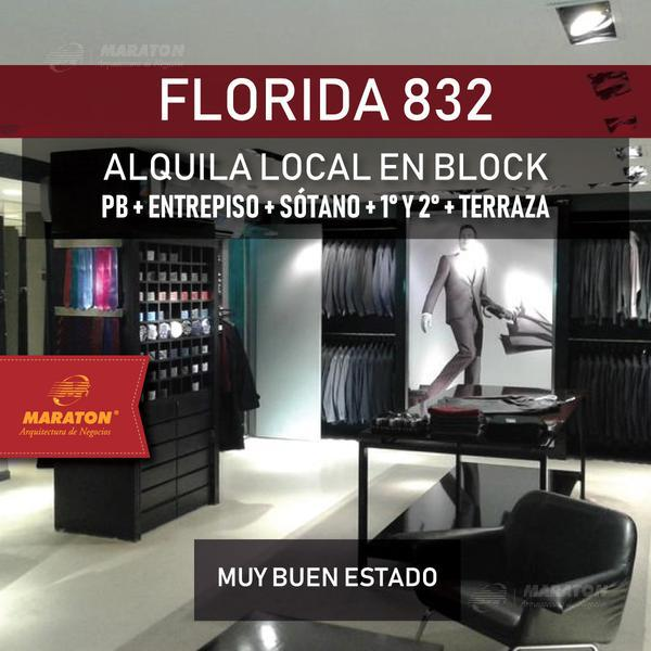Foto Local en Alquiler en  Microcentro,  Centro (Capital Federal)  Florida al 800