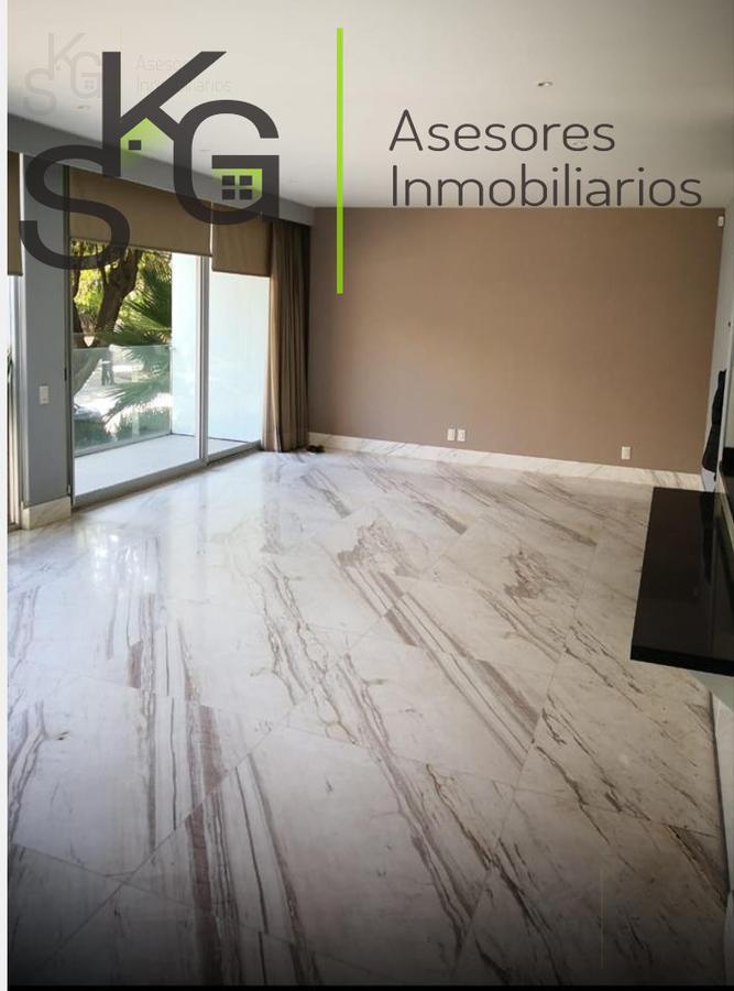Foto Departamento en Renta en  Polanco,  Miguel Hidalgo  SKG Asesores Inmobiliarios Venden / Rentan  Departamento en Calderón de la Barca
