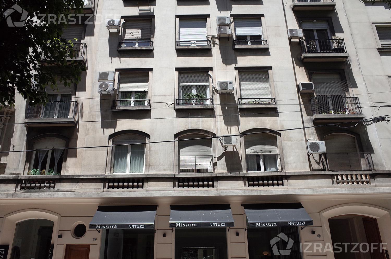 Departamento-Alquiler-Recoleta-Arenales al 1400 e/ Paraná y Uruguay