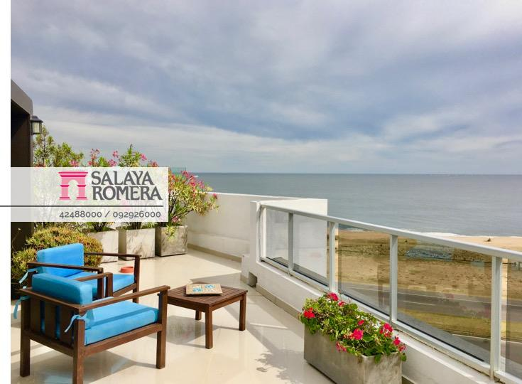 Foto Departamento en Alquiler en  Playa Mansa,  Punta del Este  Playa Mansa parada 37