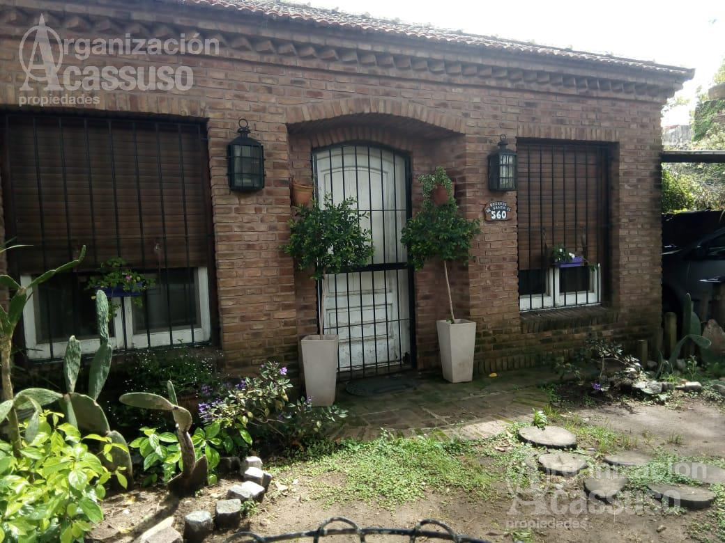 Foto Casa en Venta |  en  Beccar-Vias/Libert.,  Beccar  Rosario de Santa Fé al 500