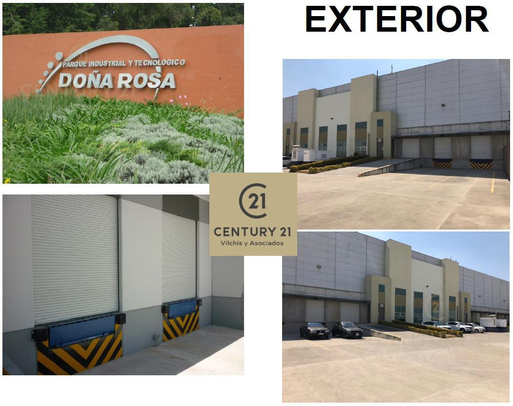 Foto Bodega Industrial en Renta en  Lerma de Villada Centro,  Lerma  PARQUE INDUSTRIAL DOÑA ROSA