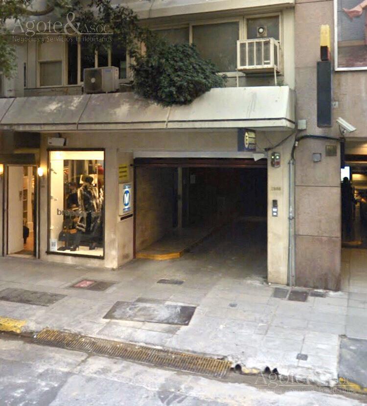 Foto Cochera en Alquiler en  Recoleta ,  Capital Federal  Posadas al 1200