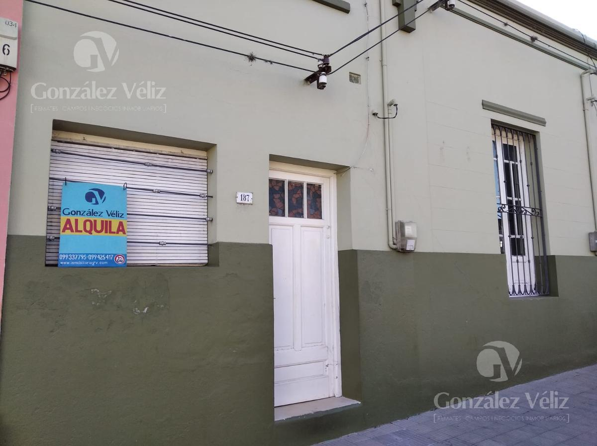 Foto Casa en Alquiler en  Carmelo ,  Colonia  Carmen casi Lavalleja